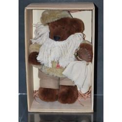 """""""Old Nick"""" Bonita Bear - Limited Edition - COA"""