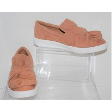 New Day Allory Slip On Knot Sneakers - Blush Pink