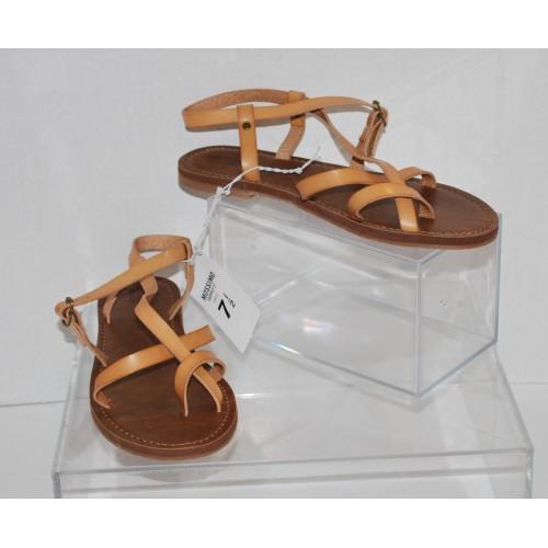 ff4aff6a43f8e6 Women s Lavinia Sandals - Mossimo Supply Co. Tan 7.5