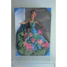 Limited Edition Claude Monet Water Lily Barbie Mattel  MIB NRFB