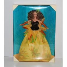 Sunflower Barbie Doll Vincent Van Gogh #19366  L/E c1998 mint condition