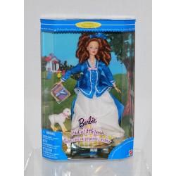 Barbie Had a Little Lamb Nursery Rhyme Collection Barbie Doll 1998