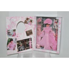 Barbie as Eliza Doolittle in My Fair Lady in Pink Last Scene Ensemble 15501
