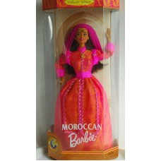Moroccan Barbie - Dolls of the World - NRFB