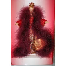 Cinnabar Sensation Barbie Byron Lars NRFB
