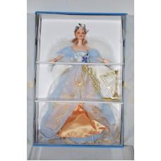 Harpist Angel Barbie -1st in Series- Collector Edition w/COA Mattel #18894