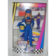 50th Anniversary Nascar Barbie Collector Edition