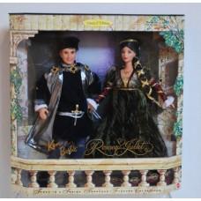 Romeo & Juliet Barbie & Ken