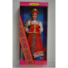 Russian Barbie - Dolls of the World - NRFB