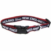 New England Patriots Dog Collar (Medium)