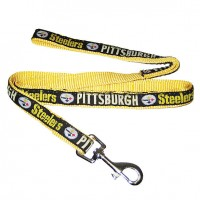Pittsburgh Steelers Dog Leash LG Pets First