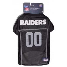 Oakland Raiders NFL Team Dog Jersey